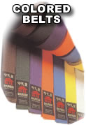 Shureido Coloured Belts
